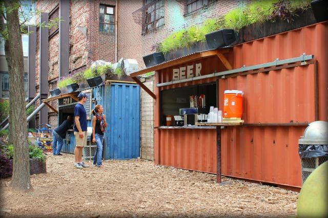 philadelphia pop up garden beer