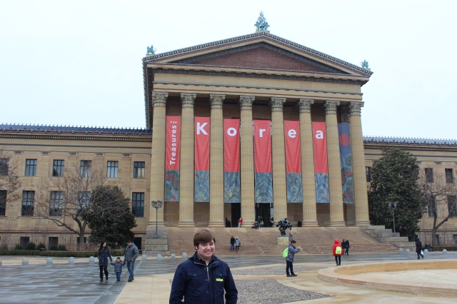 a day in philly's art museums