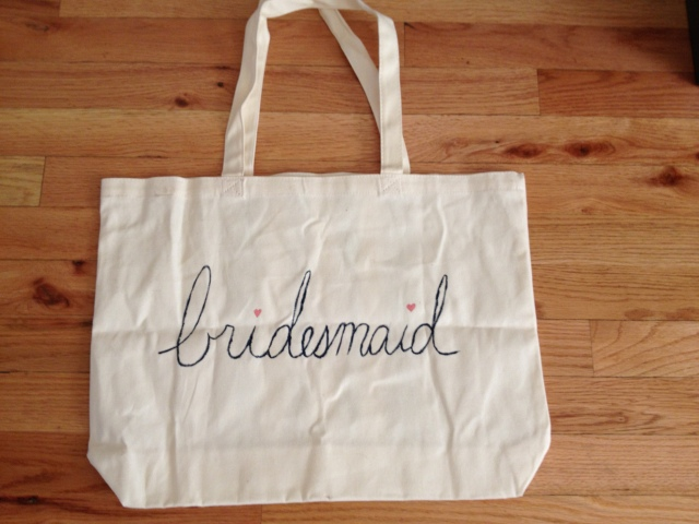 Bridesmaid Ask Gifts