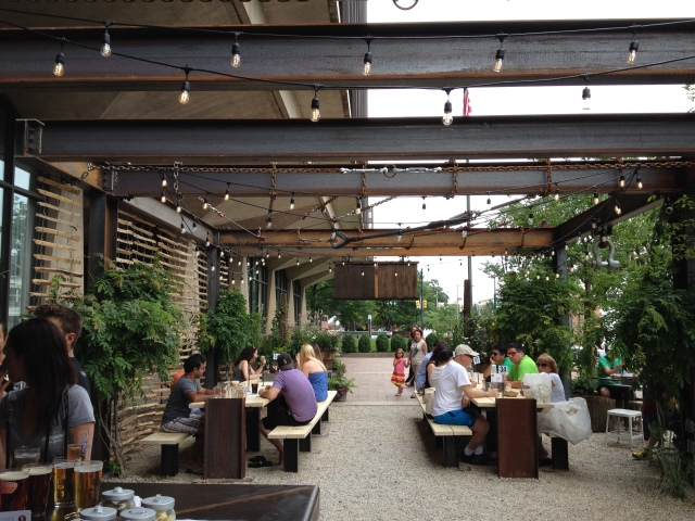 Summer Weekend in Philly: Beer Gardens and Flea Markets