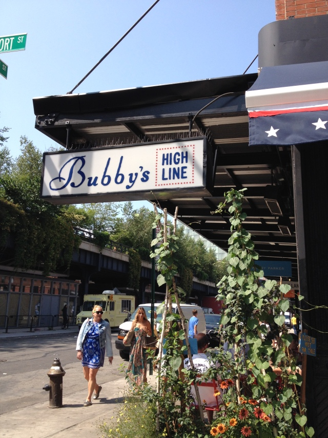bubby's high line